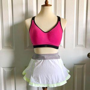 Lululemon cycling/tennis Ruffled  skirt